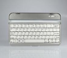Latest Aluminum 7inch Wireless Bluetooth Keyboard for Samsung Galaxy Tab2 P3100