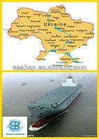 cheap sea cargo shipping to Ukraine