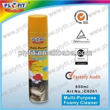 all purpose car care aerosol foam cleaner