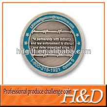promotion trend christmas gift 2013 souvenir coin