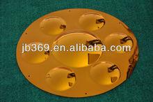 Laser cut acrylic centerpiece mirror wholesale