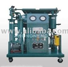 vacuum dielectric oil purification plant