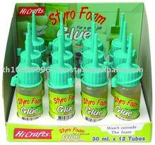 Styrofoam Glue 30g*12 PDQ