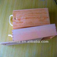 general wood wine box dimensions