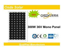 ODA300-36-M 2000 watt solar panels