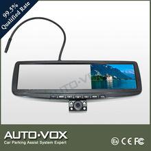 Good quality 4.3'' car reversing mirror DVR kits manufacturer