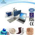 china vale óptico mini metalóide co2 10w campo de marcação de equipamentos
