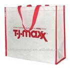 Eco PP fancy shopping bag