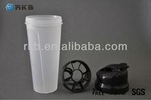Plastic Drinking Shaker Bottle(SHK-011)