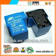 Relay 12V 30A 4pins T90 SLA-12VDC-SL-A