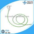 silicone nasogástrica tubo de alimentação