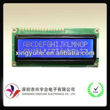 character display lcd auto parking sensor