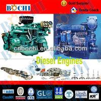 High Quality Powerful Marine second hand diesel engine