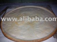 fresh pizza dough