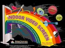 Indoor Video Screen