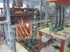 R6.8m 3strands stainless steel continuous casting machine/CCM