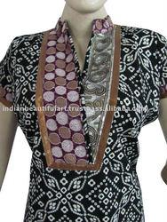 Beautiful Cotton Long Women Kurta Kurti Shirt Top