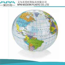 2013 fashion design inflatable glow beach ball,inflatable world map beach ball