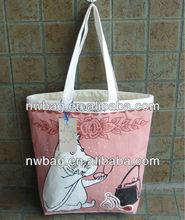 2013 Eco Cotton Canvas Bag,canvas wholesale tote bags,promotional heavy cotton canvas tote bag