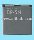 mobile phone battery BP-5M for nokia 5610XM/5700XM/5710XM/6110N/6500S/7379/8600/5611XM/6220C