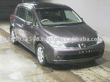 2007 Used Car NISSAN Tiida 18G Wagon RHD 29000km Gas/Petrol Gray