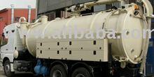 Sewage Vacuum Truck 19.000 lt