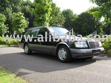 Mercedes Benz Funeralcar