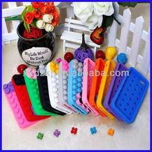 cheap brick design phone case/winder for iphone5