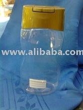 Squeezable bottle (non drop cap)