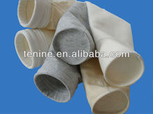 polyester nonwoven antistatic dust filter bag
