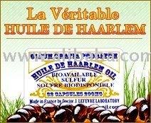 Huile de Haarlem - Haarlem oil
