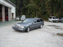 1991 Mercedes Benz 300E Diesel