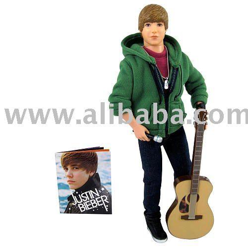 justin bieber doll. Justin Bieber Singing Doll