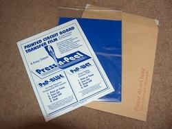 Press N Peel Toner Transfer Paper PCB