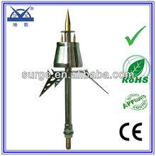 Lightning rod DIKAI OBO simple installation lightning preventer for Radio and television