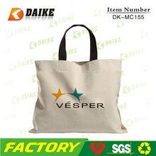 Cotton Durable Eco Shopper Bag DK-MC155
