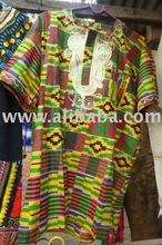 African design kente shirt
