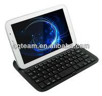 Portable Wireless Bluetooth Keyboard Case for Samsung Galaxy Note 8.0 N5100