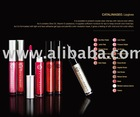 Crystal Lipgloss with Black or Silver Cap, Makeup, Cosmetics