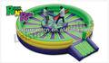 şişme etkileşimli üniteleri erişkin açık için spor oyunları sıcak satış