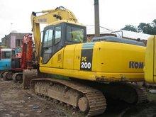 Used Komatsu and Cat Construction and Mining Machinery