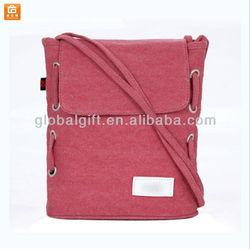 fashion canvas shoulder bags ladies