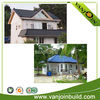 new design and materials prefab house high quality house design