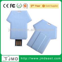 New design T-shirt usb memory stick card