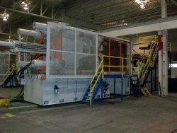 2035 Ton, 389 Oz. MIR Injection Molding Machine