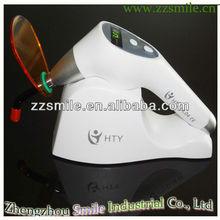 wireless light cure/dental led curing light unit