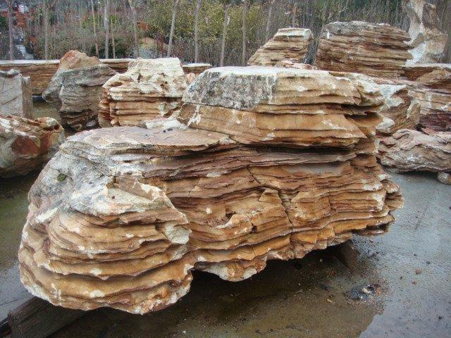 Rocas naturales para el jard n decoraciones - Piedras decorativas jardin precio ...