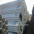 melhor qualidade de aço galvanizado tubulação de manga