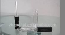 mini empty lip balm bottle with applicator