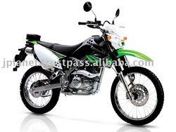 Kawasakx KLX125 (Japanes dirt bike)